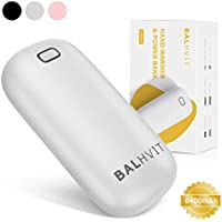 Balhvit 6400mAh Rechargeable Hand Warmer Pocket