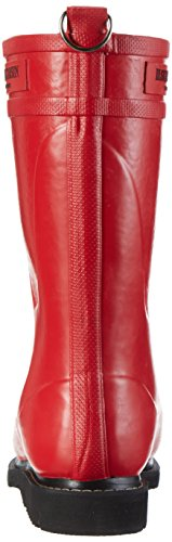 ILSE Boot Rub JACOBSEN Red 15 Rain Women's rnX1xwUZrq