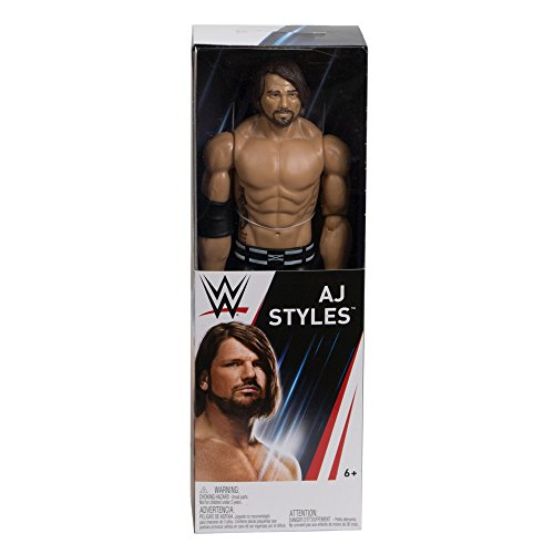 WWE AJ Styles Action Figure, Multi by WWE