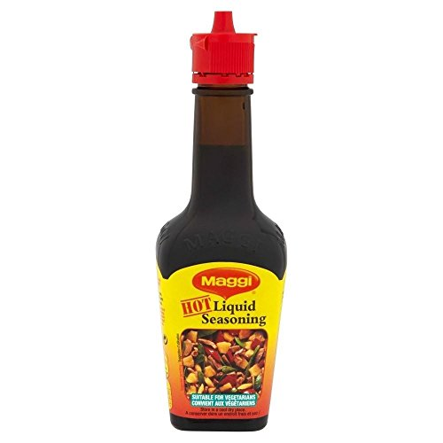 Maggi Hot Liquid Seasoning (100ml) - Pack of 2 by Maggi