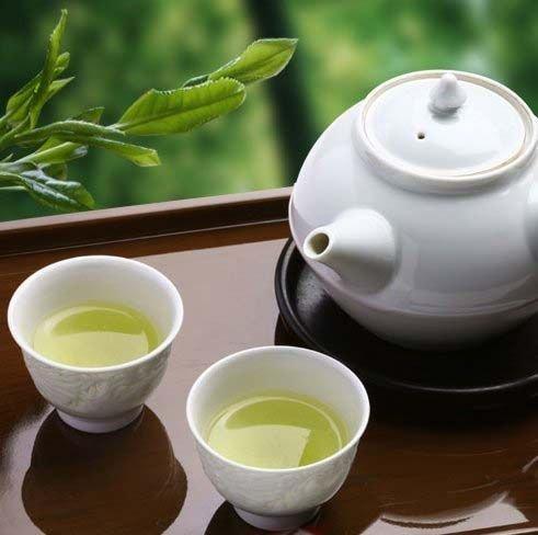 Tealyra - Gyokyro Shizuoka Japanese - Finest Hand Picked - Green Tea - Highest Premium Tea - Loose Leaf Tea - Organically Grown - 200g (7-ounce) by Tealyra (Image #3)