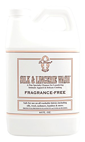 Le Blanc Fragrance Free Silk & Lingerie Wash - 64 FL. OZ., 3 Pack by Le Blanc