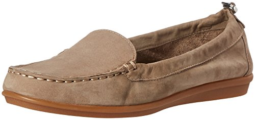 Hush Puppies Suede Flats - 9