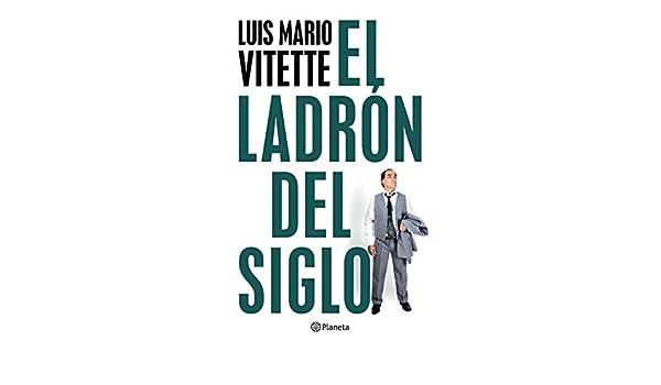 Amazon.com: El ladrón del siglo (Spanish Edition) eBook ...
