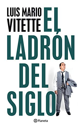 Amazon.com: El ladrón del siglo (Spanish Edition) eBook ...