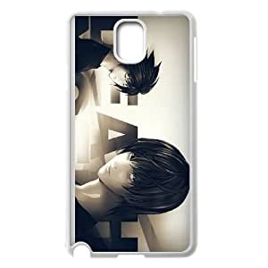 death note anime Samsung Galaxy Note 3 Cell Phone Case White 53Go-023210