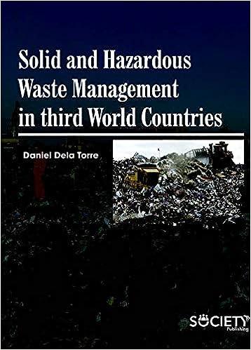Solid and Hazardous Waste Management in Third World