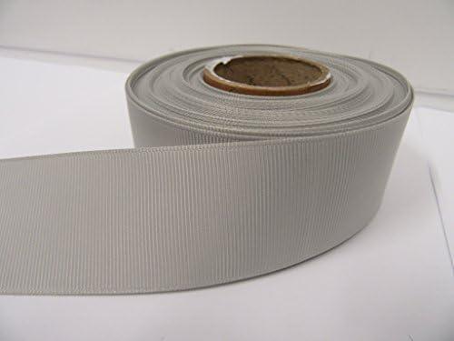 2 metros de 6 mm de la cinta acanalada grogu/én blanco doble cara boda favores decorativo Pascua Navidad manualidades 6mm