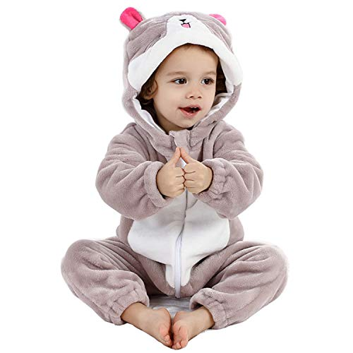 Halloween Baby Cat Costumes Toddler Onesie Pajamas Infants Cosplay Romper