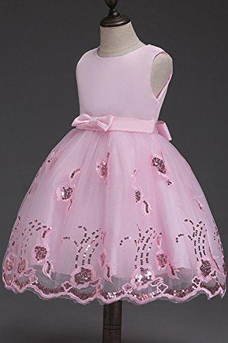 Babyonlinedress Kinder Mädchen Kleid festlich Prinzessin ...