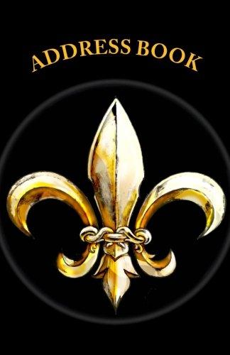 ADDRESSBOOK - Fleur de Lis ebook