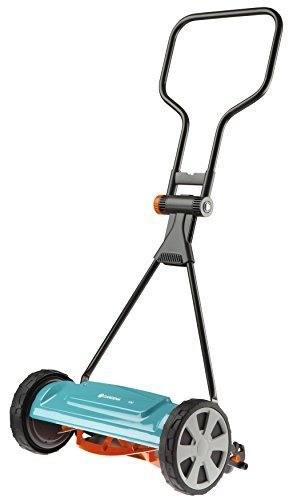 Amazon.com: Gardena 4018 Silent Cilindro Lawn Mower por ...