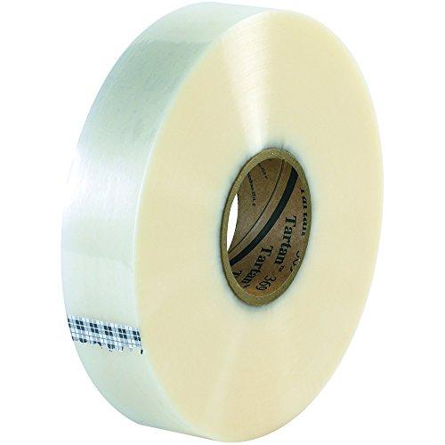 Partners Brand PT903369 3M Tartan 369 Carton Sealing Tape, 1000 yd. Length, 2