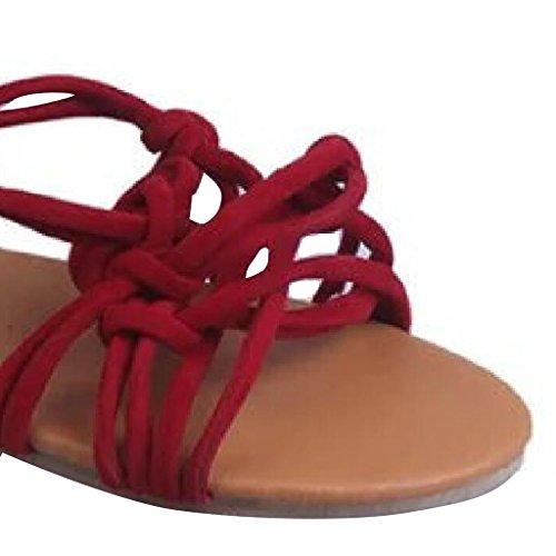 Calzature & Accessori rossi per donna Shenn 108LiHzy4g