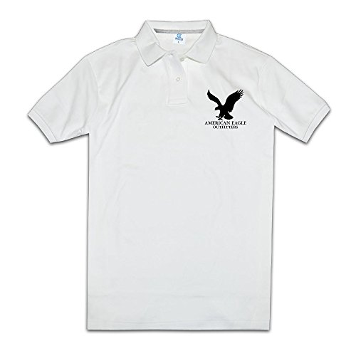 Men's American Eagle Outfitters Logo Fashion - Models Polo Male