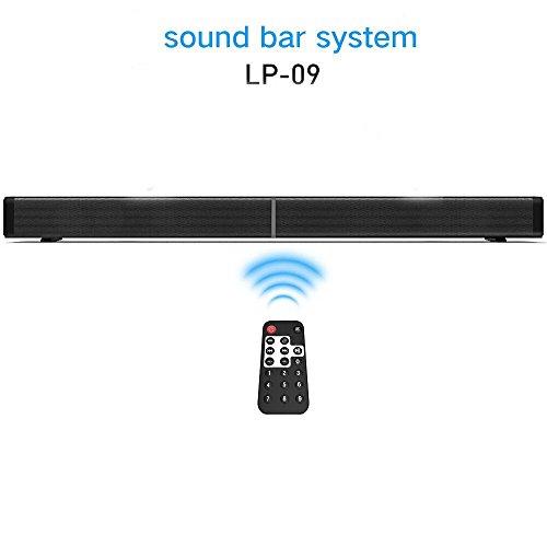 Xgody LP-09 40W  TV Sound Bar 4.0 Channel Bluetooth with