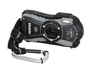 Pentax Optio WG-1 - Cámara Digital Compacta, 14 MP (2.7 pulgadas, 5x Zoom óptico) - Gris