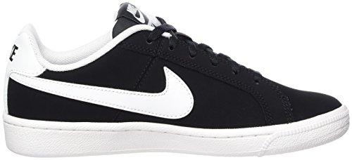 Nike Court Royale (GS), Zapatillas de Tenis Para Niños Negro (Black / White)