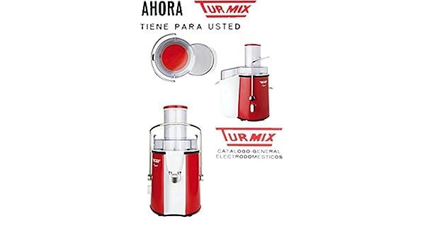 Licuadora TURMIX LI-6001: Amazon.es: Hogar