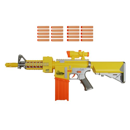 nerf style photon temp te toy gun haute qualit semi automatique doux dart gun la caverne du. Black Bedroom Furniture Sets. Home Design Ideas