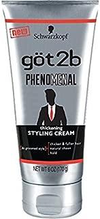 product image for got2b Phenomenal Thickening Cream, 6 oz by Got2b