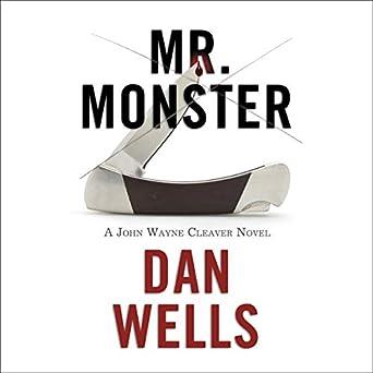 Mr. Monster (John Cleaver, Book 2)