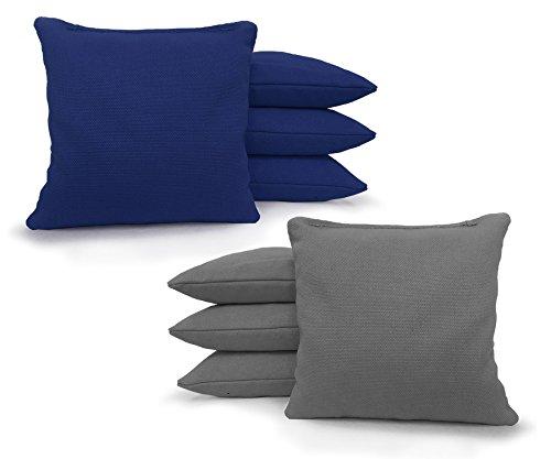 Price comparison product image Regulation Cornhole Bags 17 COLORS Handmade Top Quality (Set Of 8) Free Expedited Shipping! Johnson Enterprise, LLC