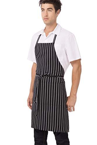 chef white apron - 5