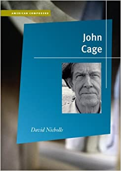 Book John Cage (American Composers)