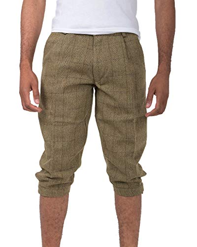 Country Classics Mens Derby Tweed Plus Fours Breeches Breeks Trousers Shooting Hunting
