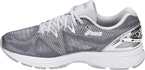 Para Running Zapatillas Platinum Hombre De nimbus 20 Gris Gel Asics 0AnRwx7q