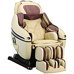INADA DreamWave Massage Chair, Cream