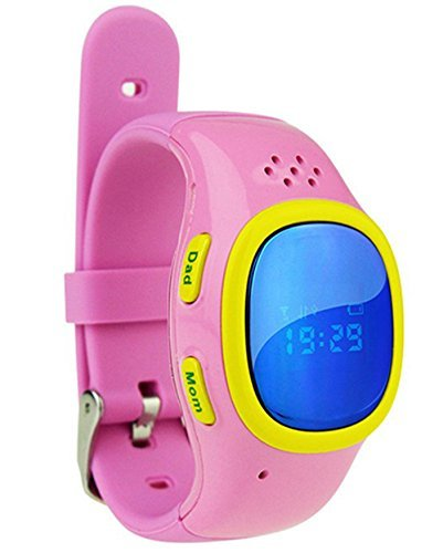 Kids Smartwatch, MindKoo Wearable Bluetooth 520 Children ...
