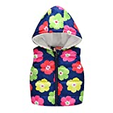 Yezijin Toddler Kids Little Girl Boy Down Vest