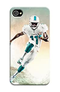 Case Cover For SamSung Galaxy S6 Protective Case,Brilliant Football Iphone 5/5S /Miami Dolphins Designed Case Cover For SamSung Galaxy S6 Hard Case/Nfl Hard Skin for Case Cover For SamSung Galaxy S6