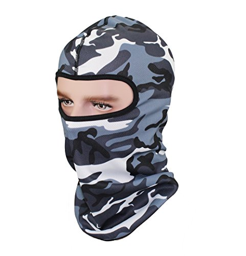 Apparel Accessories Trustful Balaclava Serpentine Camouflage Tactical Hiking Wargame Motorcycle Ski Full Face Mask Bicycle Cap Men Riding Bandana