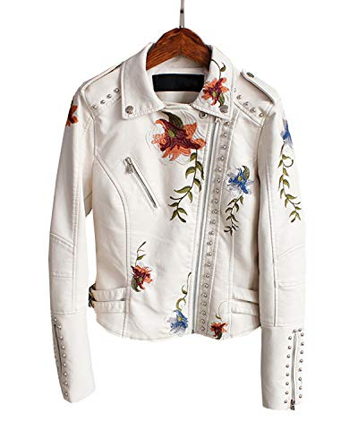 Womens Floral Embroidered pic