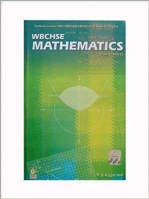 wbchse maths solution