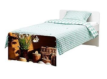 Möbelaufkleber Für Ikea Släkt Bett Essen Ei Eier Fruehstueck Kat4
