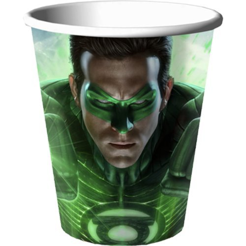 Green Lantern Party 9 oz Hot/Cold Cups]()