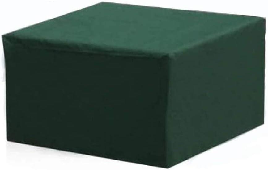 WYBD Cubierta Rectangular Impermeable para Muebles De Jardín Al Aire Libre Protector De Muebles Anti-UV,210x140x70cm
