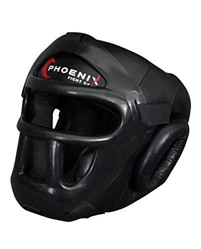 Amazon com : Phoenix Fight Gear Flight Headgear w/Full Face