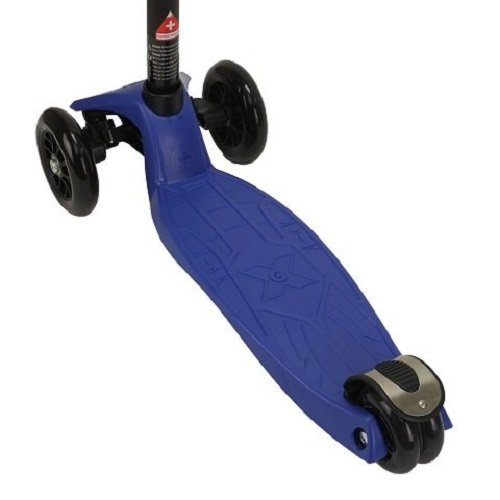 micro kickboard maxi kick scooter blue available in the. Black Bedroom Furniture Sets. Home Design Ideas