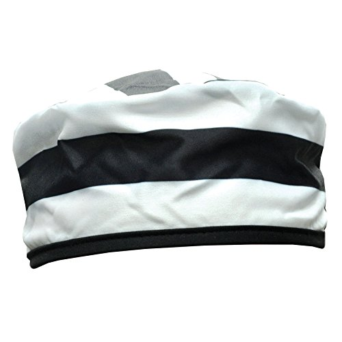 Summitfashions Convict Hat Prisoner Hat Stripped Hat Jail Prison Handcuffs Sizes: One Size -