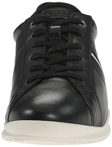 Black Ecco Sneaker Casual Mobile III Footwear Flat Womens wArUAq0n8