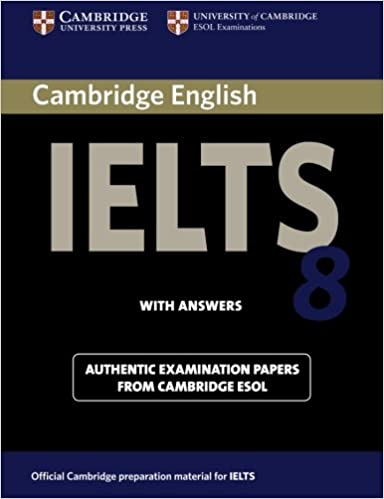 Cambridge Ielts 8 Book Audio