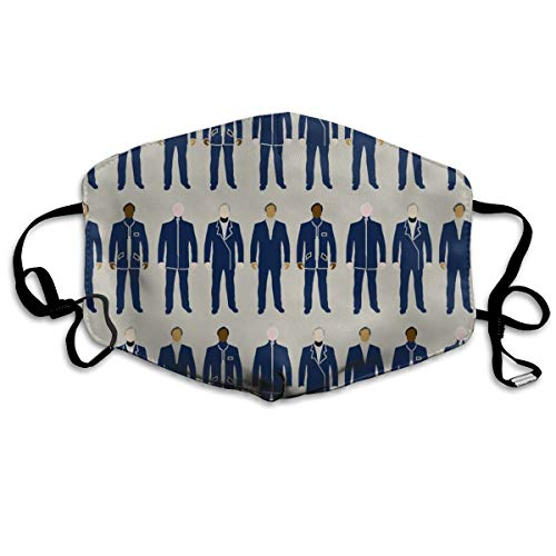 Squad Fabric Mod (Very Mod Squad; Bauhaus Men Anti Dust Mask Anti Pollution Washable Reusable Mouth Masks)
