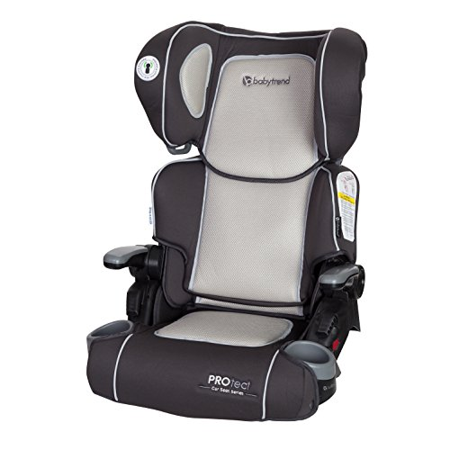 Yumi Fashion - Baby Trend Yumi 2 in 1 Folding Booster Car Seat, Stratus