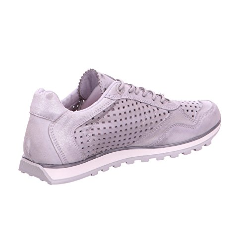 Cetti C848 - Zapatillas para mujer gris plateado