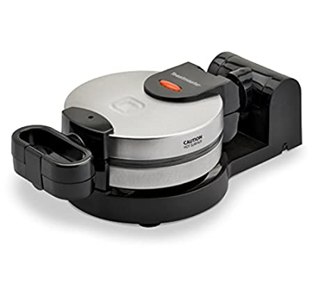 Toastmaster Flip Low-Profile Rotating Waffle Maker Select Brands Inc TM-285WM